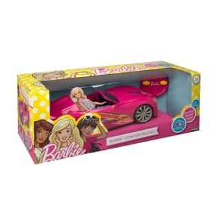 Barbie Remote Control Car|https://ak1.ostkcdn.com/images/products/17096491/P23367327.jpg?impolicy=medium