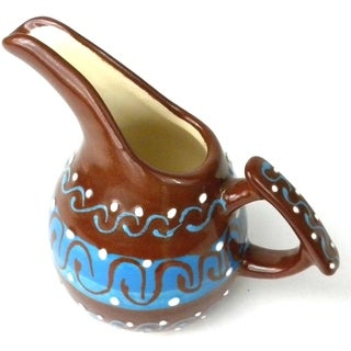 Handcrafted Mini Creamer - Chocolate (Mexico)