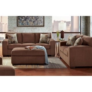 Sofa Trendz Casmir 3-pc Set- includes sofa, love and ottoman