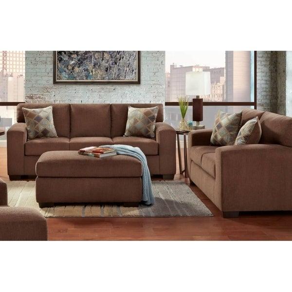 Shop Sofa Trendz Casmir 3 Pc Set Includes Sofa Love And