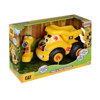 Caterpillar Buildin Crew  Take a Part Haulin Harry Dump Truck (CAT)