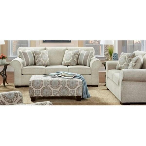 Sofa Trendz Carrick 2pc Sofa and Loveseat