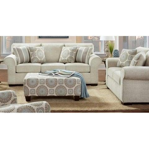 Sofa Trendz Carrick 3-pc Set- includes sofa, love and ottoman