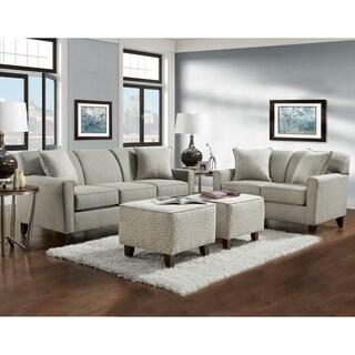 Sofa Trendz Bellatrix 4-pc Set- includes sofa, love and 2 ottomans