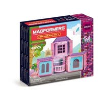 Magformers Mini House 42 Piece Magnetic Construction Set