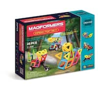Magformers Magic Pop 25 Piece Magnetic Construction Set