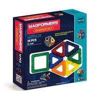 Magformers Designer 14 Piece Magnetic Construction Set