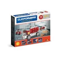 Magformers Rescue Set - 70 Piece Magnetic Construction Set