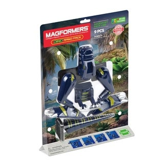 Magformers Rano Accessory 9 Piece Magnetic Construction Set