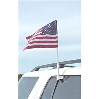 9 1/2 X 13 inch US Car Flag