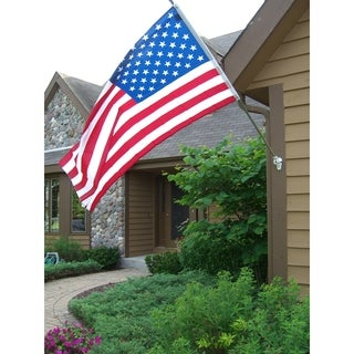 Deluxe American 3 x 5 foot Flag Set