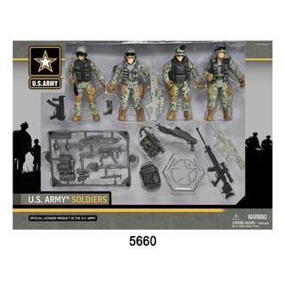 U.S. Army Soldiers Figure Playset