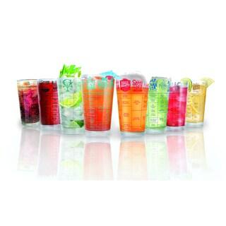 Good Measure Cocktail Recipe Glasses