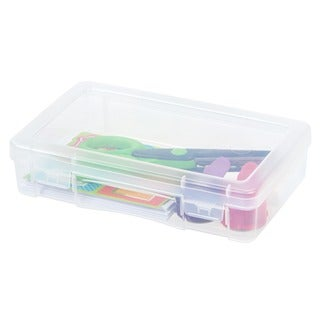IRIS Medium School Supply Storage Case (Pack of 10)