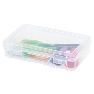 IRIS Medium School Supply Storage Case (Pack of 10)