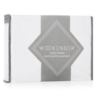WEEKENDER Hotel-Grade Encasement Jersey Mattress Protector|https://ak1.ostkcdn.com/images/products/17097360/P23368063.jpg?impolicy=medium