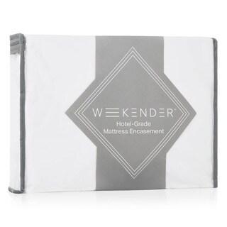WEEKENDER Hotel-Grade Encasement Jersey Mattress Protector