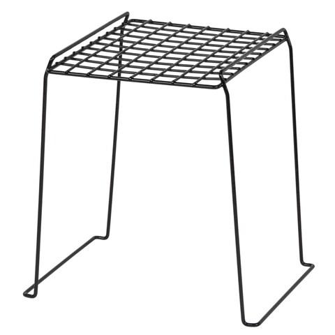 IRIS 12-inch Stackable Wire Locker Shelf (Pack of 4)