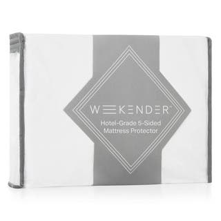 WEEKENDER Hotel-Grade 5-Sided Jersey Mattress Protector|https://ak1.ostkcdn.com/images/products/17097375/P23368065.jpg?impolicy=medium