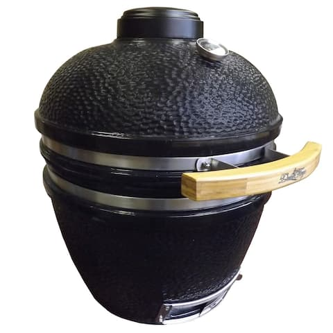 Duluth Forge Kamado Grill - 18 Inch