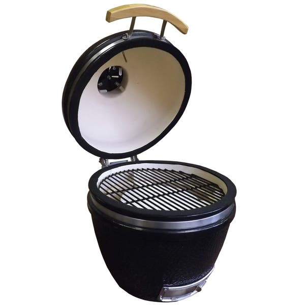 Fonkelnieuw Shop Duluth Forge Kamado Grill - 21 Inch - Free Shipping Today RR-35