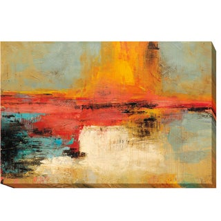 Artistic Home Gallery Nancy Villareal Santos 'Acertijo' Gallery-wrapped Canvas Giclee Art