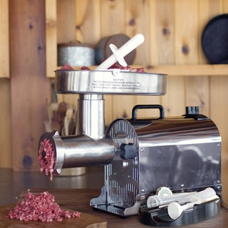 Weston Pro Series #32 Meat Grinder - 2 HP
