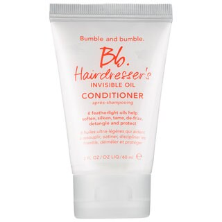 Bumble and bumble Hairdresser's 2-ounce Invisible Oil Conditioner