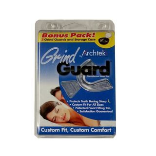 Archtek Grind Guards Plus Storage Case (Pack of 2 Guards)