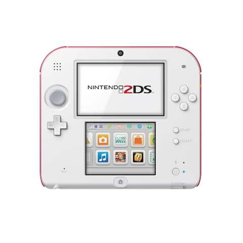 Nintendo 2DS New Super Mario Bros. 2 Bundle