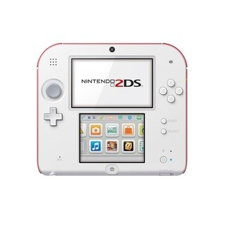 Nintendo 2DS Super Mario Bros. 2 Bundle