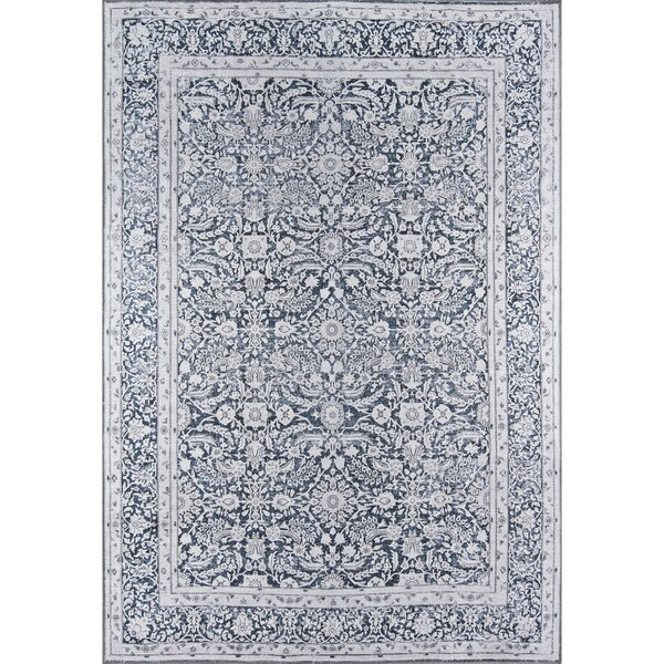 Momeni Afshar Charcoal Area Rug (2' x 3')