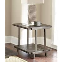 Turney Architectural End Table by Greyson Living