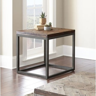 Lockwood 24-Inch Square End Table by Greyson Living