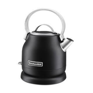 KitchenAid 1.2 Liter Electric Kettle, Matte Black|https://ak1.ostkcdn.com/images/products/17115976/P23384657.jpg?impolicy=medium