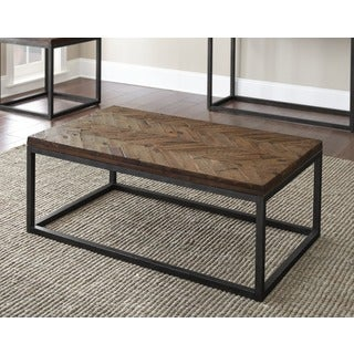 Buy Industrial, Coffee Tables Online At Overstock.com | Our Best Living  Room Furniture Deals