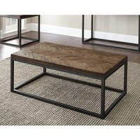 Lockwood 48-Inch Rectangle Coffee Table by Greyson Living