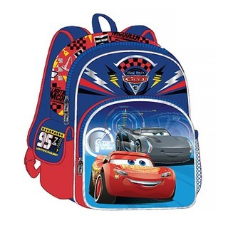 Cars Winne 3D 16-Inch Backpack