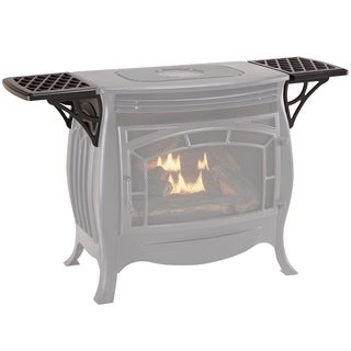 Duluth Forge Shelves for Ventless Gas Stove - Model# FDSR25SS