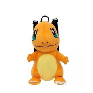 Pokemon Charmander Plush 17-Inch Backpack