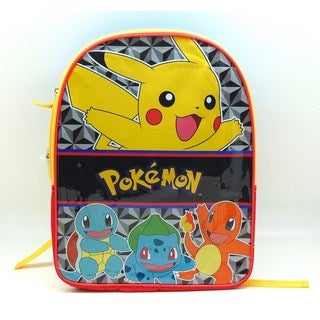 Pokemon Flat Front 16-Inch Backpack