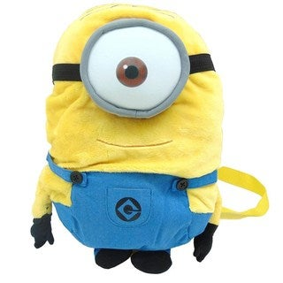 Despicable Me Plush Stuart 14-Inch Backpack