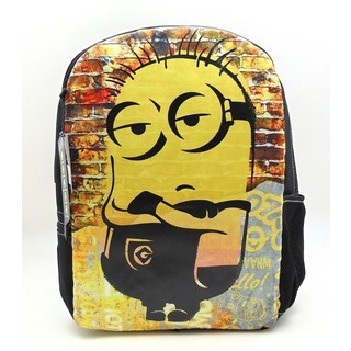 Despicable Me Minion Mojo Cool Dude 18-Inch DLX Backpack