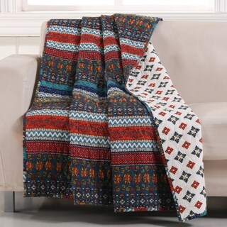Brooklyn Quilted Throw