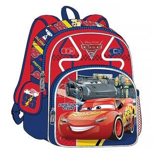 Disney Cars 3 Cars 3 Road Signs 3D 12-Inch Backpack|https://ak1.ostkcdn.com/images/products/17116213/P23384858.jpg?impolicy=medium