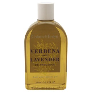 Crabtree & Evelyn 8.5-ounce Verbena and Lavender de Provence