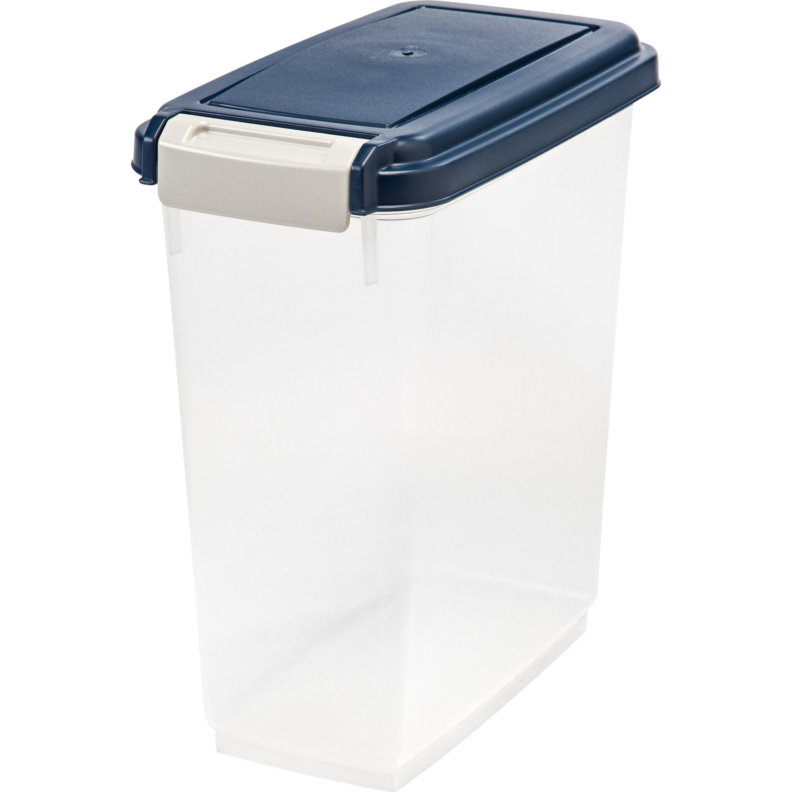 IRIS 11 qt. Airtight Pet Food Container (Blue)
