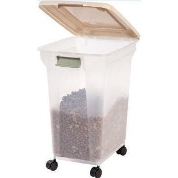 IRIS 55 qt. Airtight Pet Food Container