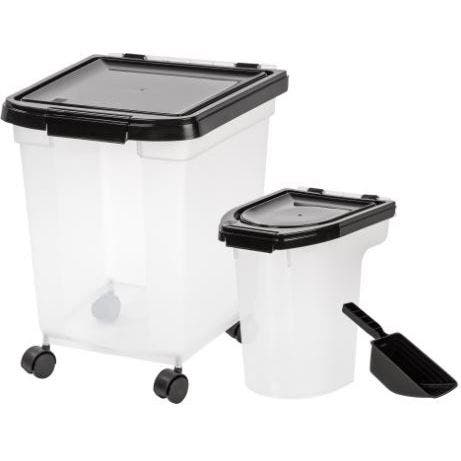 IRIS 3-Piece Airtight Food Container Combo
