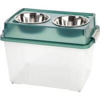 Black Dog Food Storage